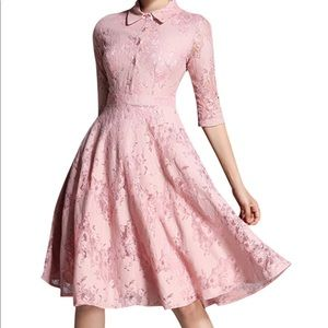 Dresses & Skirts - NWT | Dusty pink dress